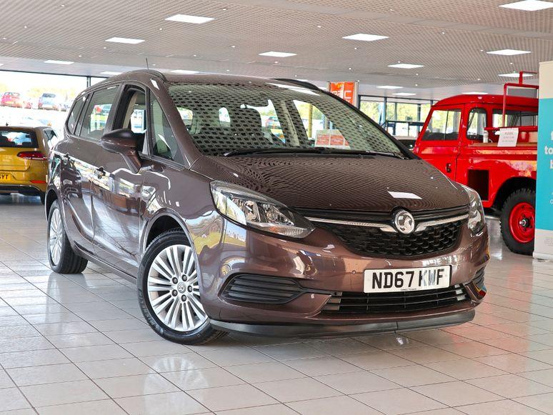 Vauxhall Zafira #143998
