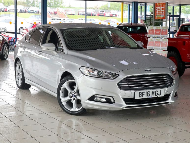 Ford Mondeo #143011