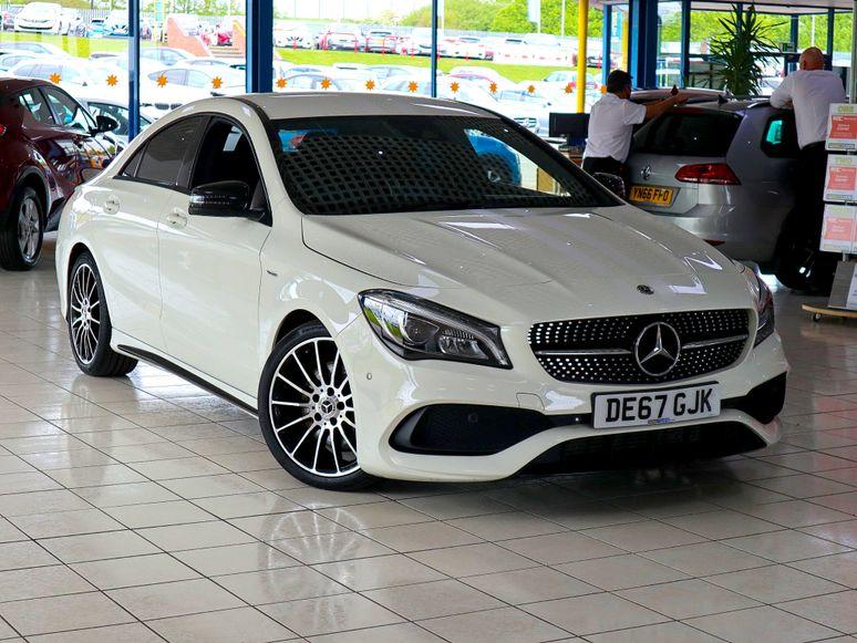 Mercedes-Benz CLA Class #143012