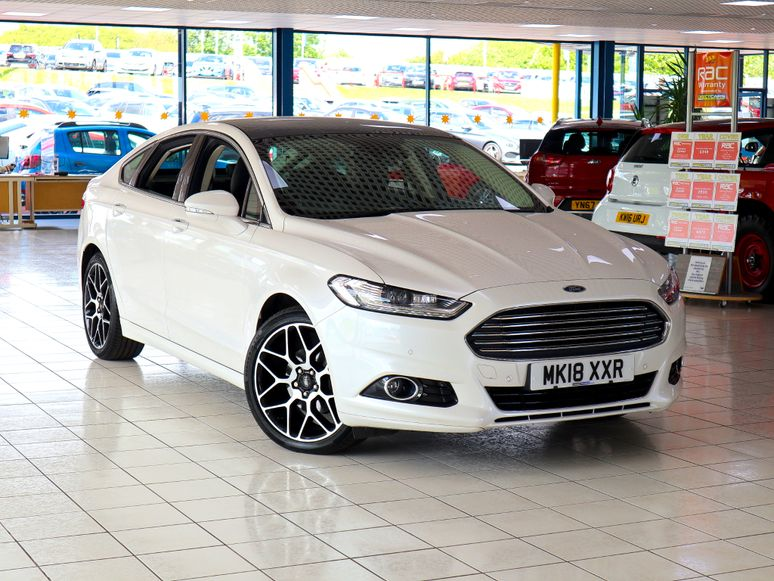 Ford Mondeo #143021