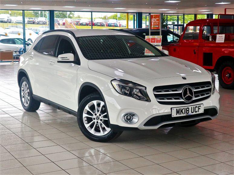 Mercedes-Benz GLA Class #143029