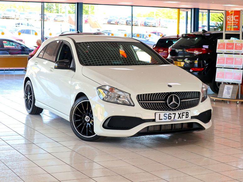 Mercedes-Benz A Class #143038