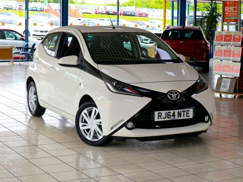 Toyota Aygo #143048