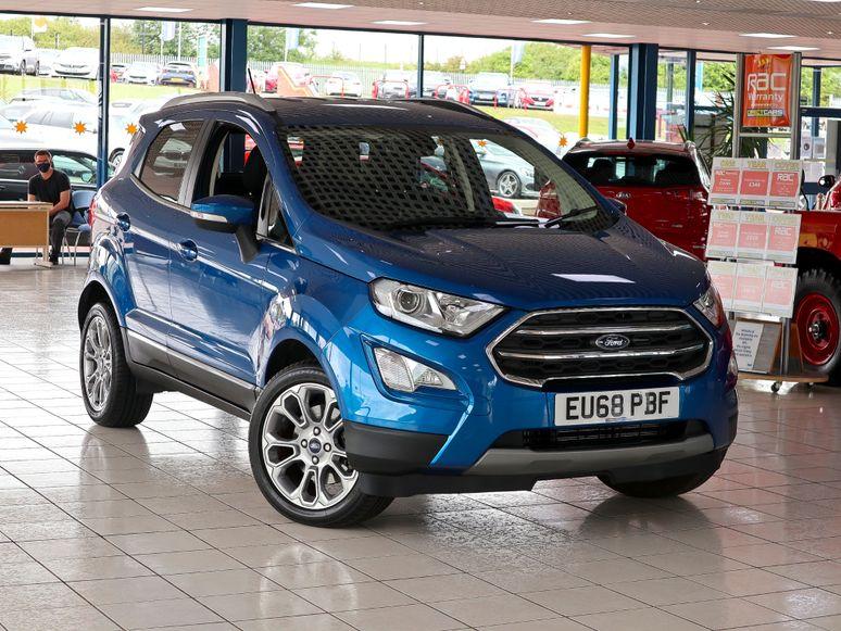 Ford EcoSport #143055