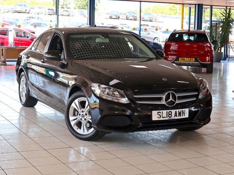 Mercedes-Benz C Class #143058