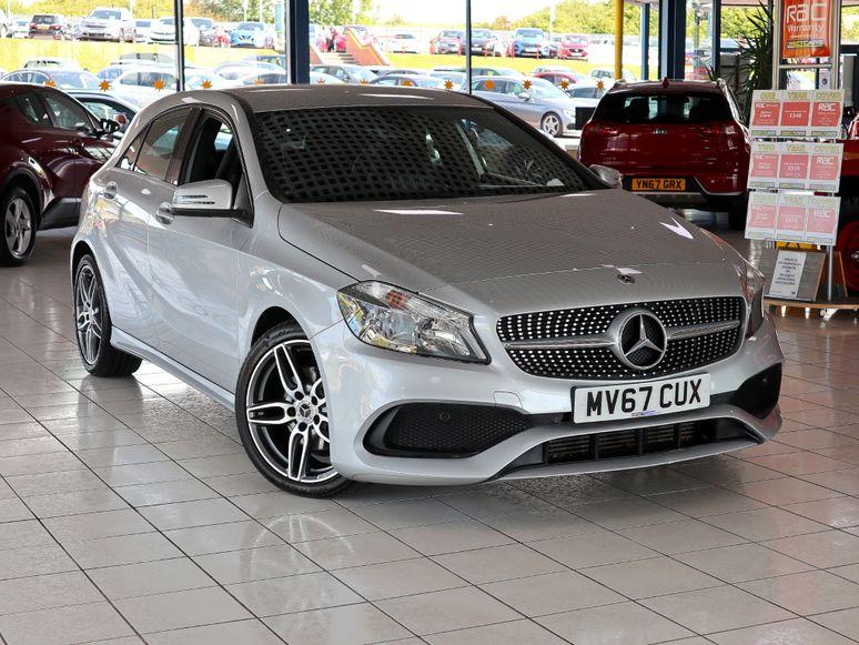 Mercedes-Benz A Class #143062