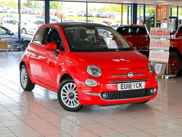 Fiat 500 #143067