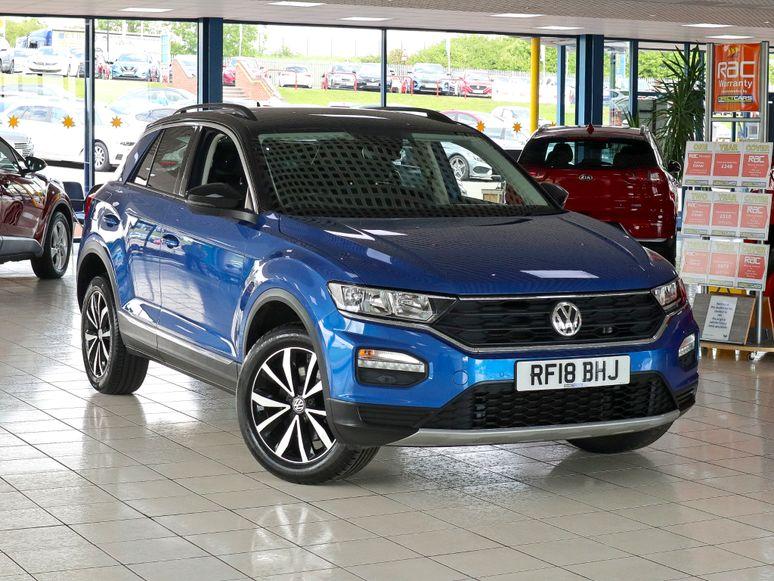 Volkswagen T-Roc #143095