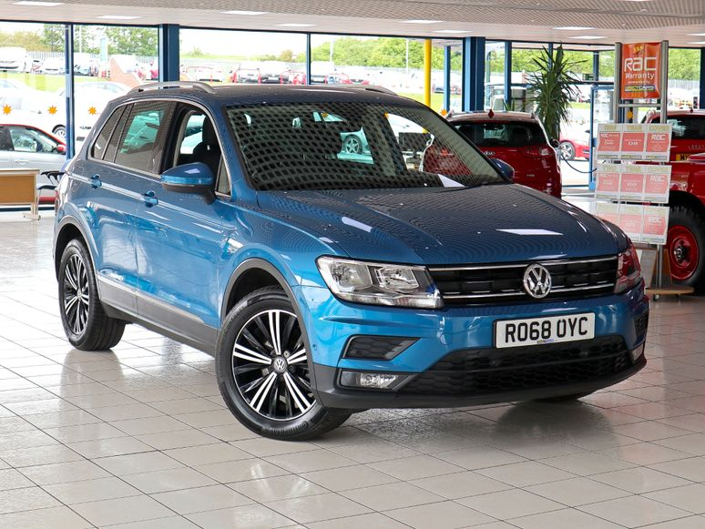 Volkswagen Tiguan #143122