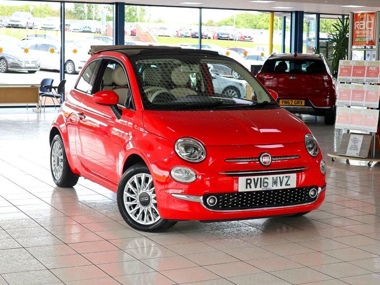 Fiat 500C #143127