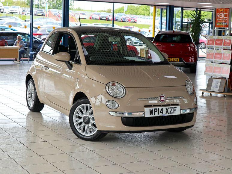 Fiat 500 #143145