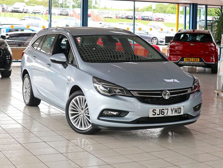 Vauxhall Astra #143159