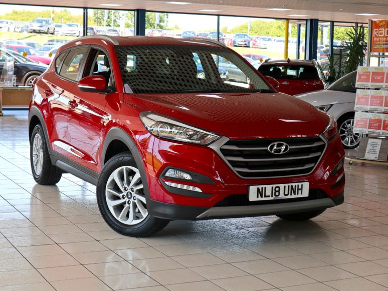 Hyundai Tucson #143162