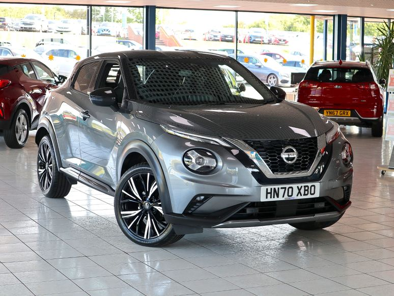 Nissan Juke #143173
