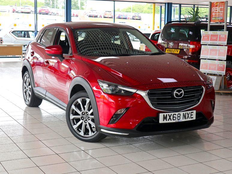 Mazda CX-3 #143181