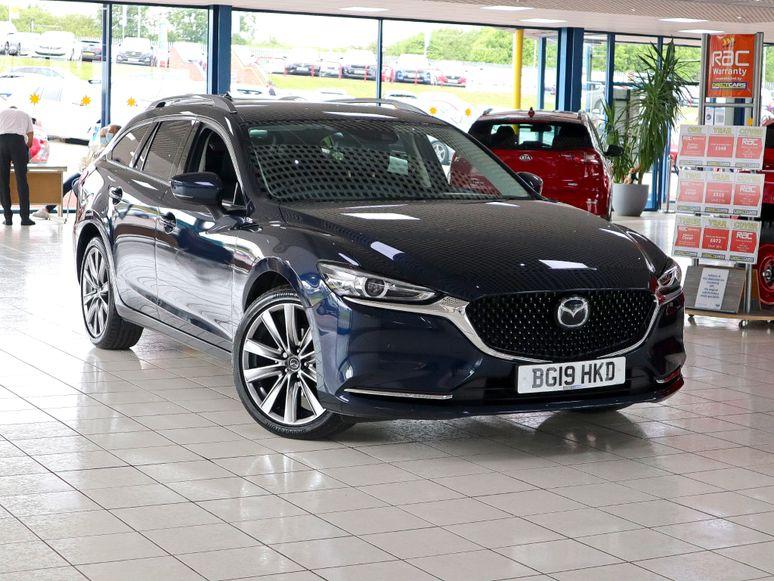 Mazda 6 #143188