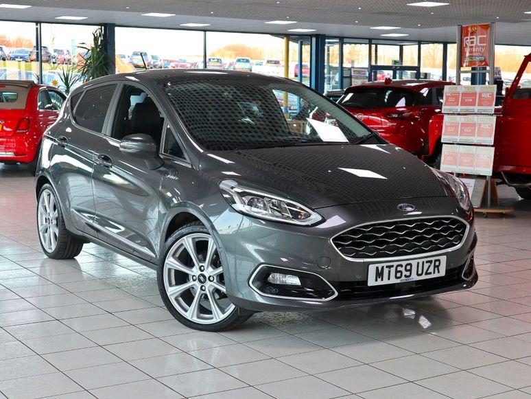 Ford Fiesta #143191