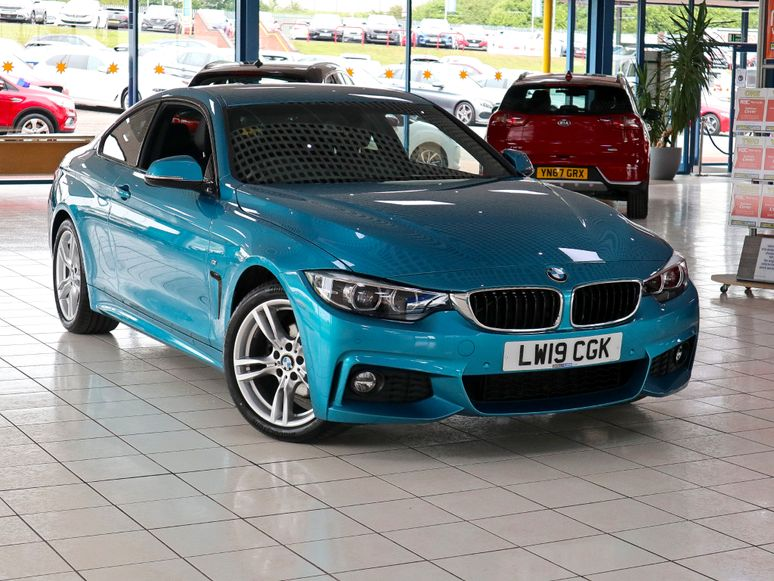 BMW 4 Series #143196
