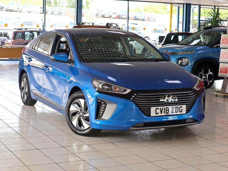 Hyundai IONIQ #143270