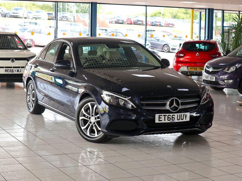Mercedes-Benz C Class #143291