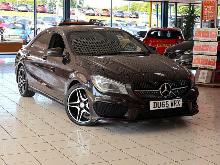 Mercedes-Benz CLA Class #143333