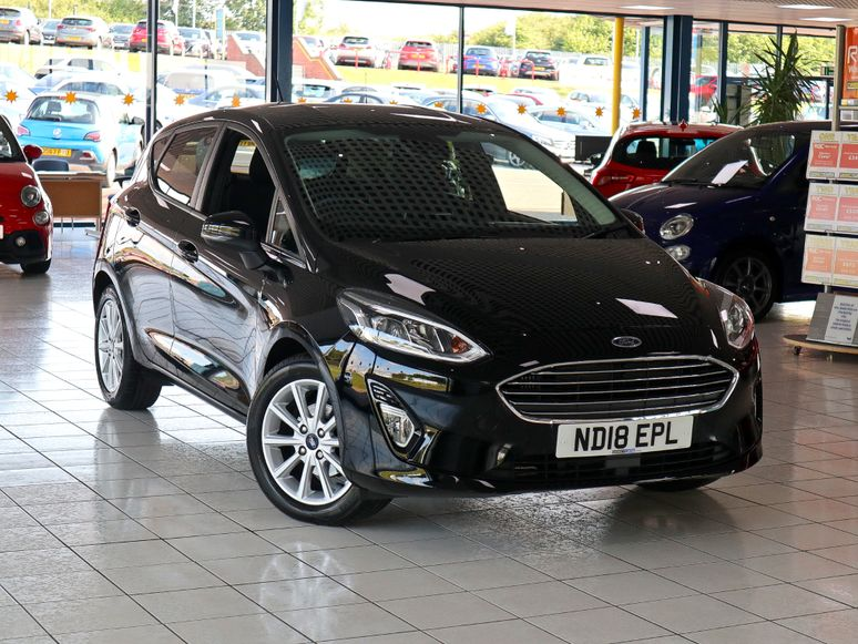 Ford Fiesta #143351