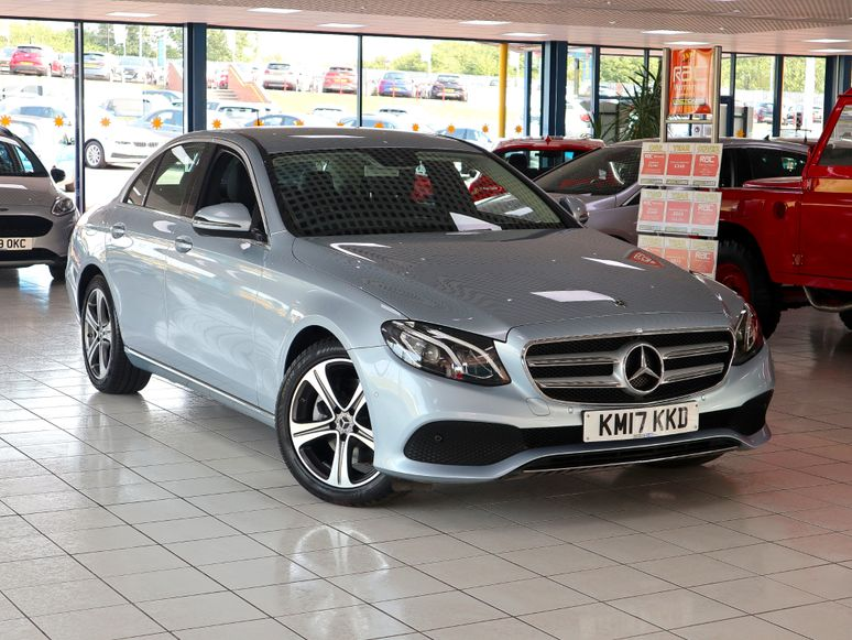 Mercedes-Benz E Class #143376