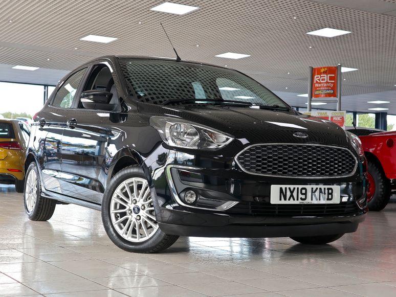 Ford KA+ #144009