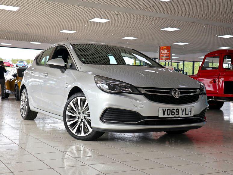 Vauxhall Astra #144020
