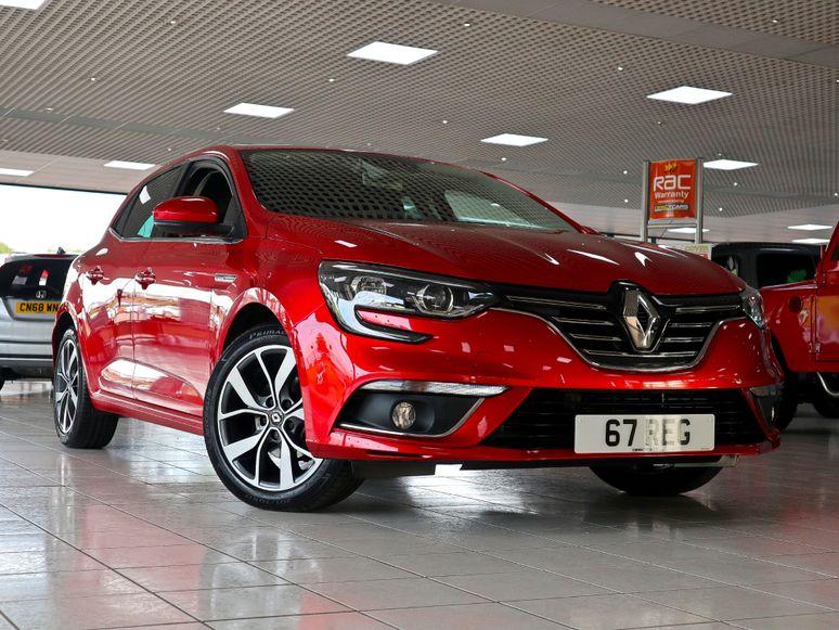 Renault Megane #144021