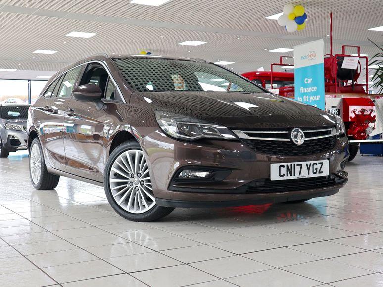 Vauxhall Astra #144032