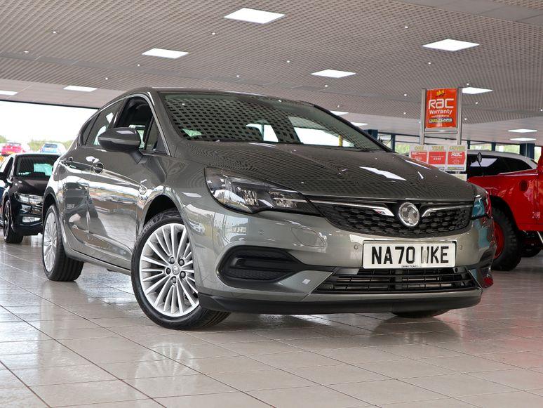 Vauxhall Astra #144040