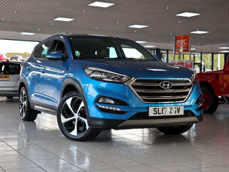 Hyundai Tucson #144053