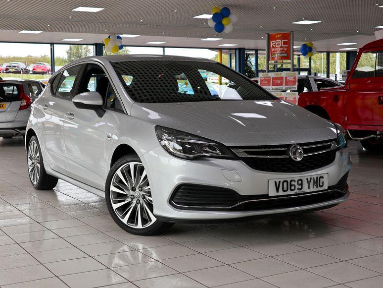 Vauxhall Astra #144060