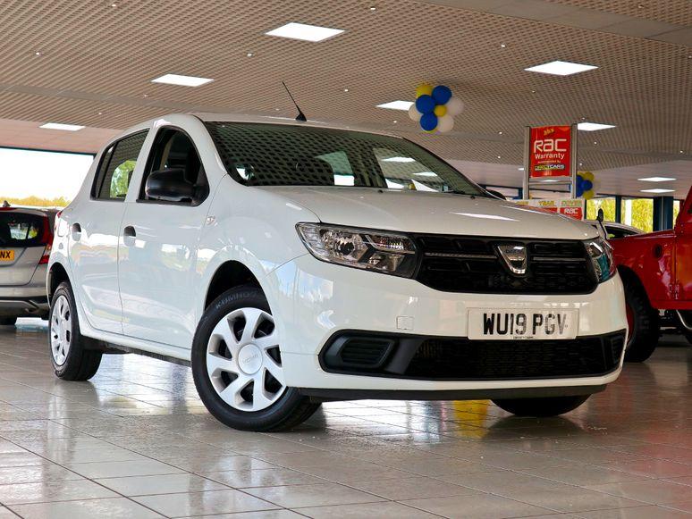Dacia Sandero #144093