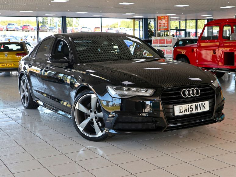 Audi A6 #144112