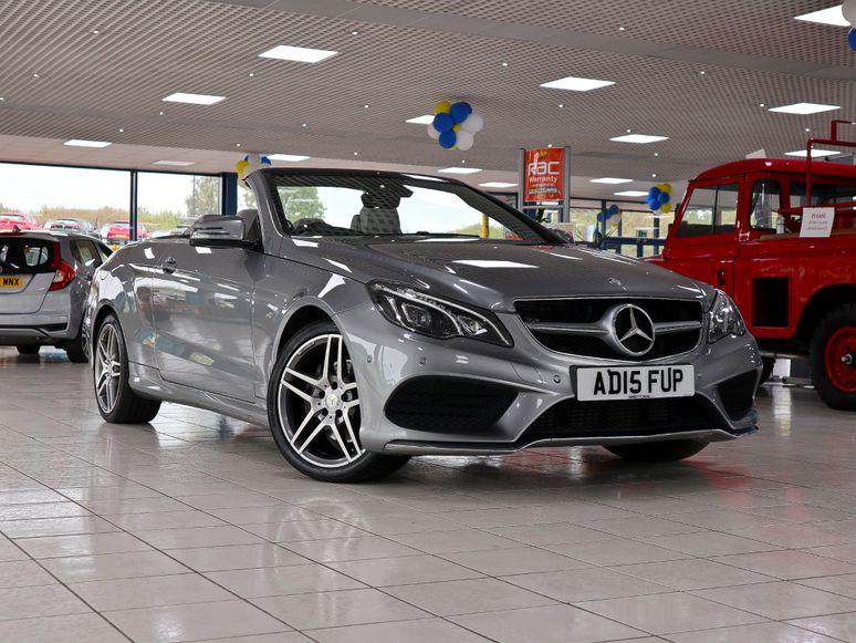 Mercedes-Benz E Class #144117