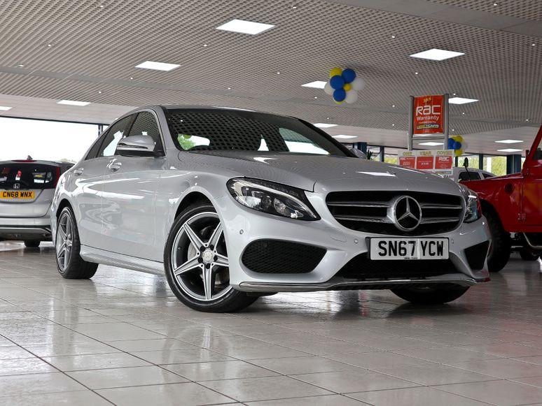 Mercedes-Benz C Class #144124