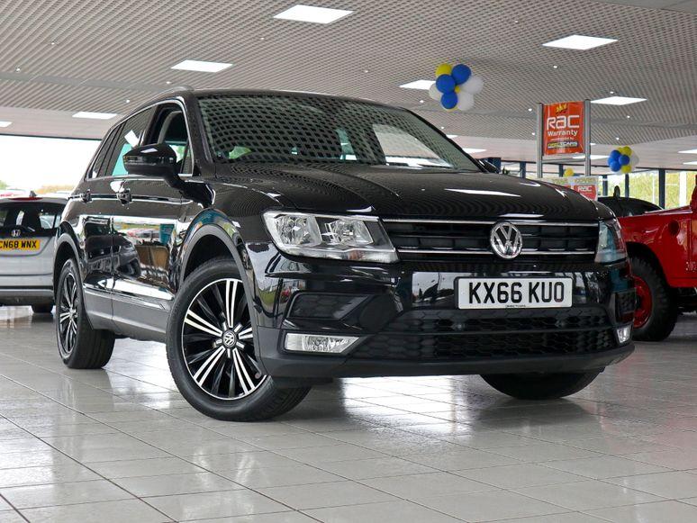 Volkswagen Tiguan #144126