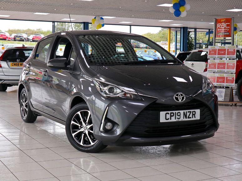 Toyota Yaris #144141