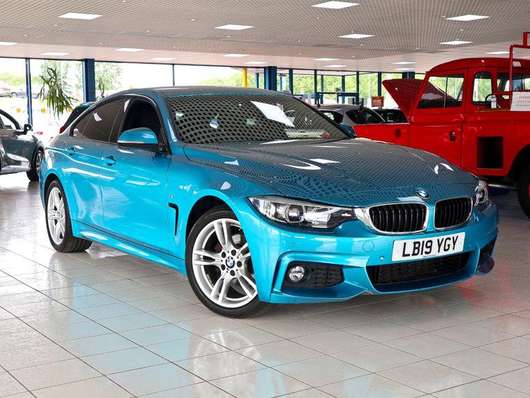 BMW 4 Series #144169