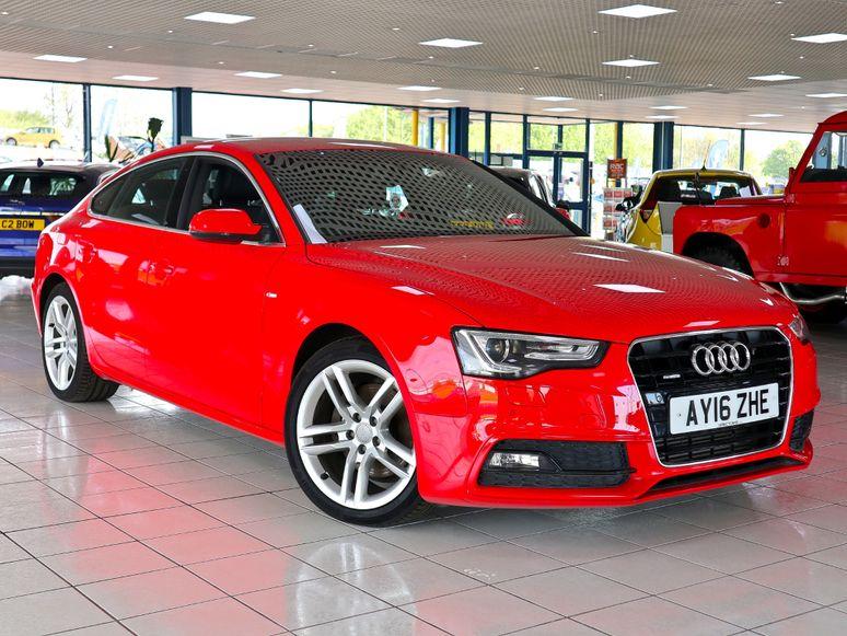 Audi A5 #144170