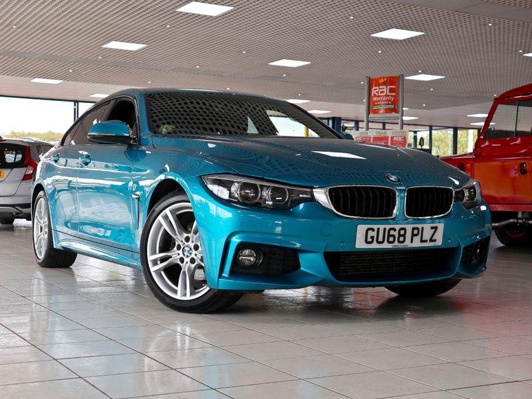 BMW 4 Series #144175