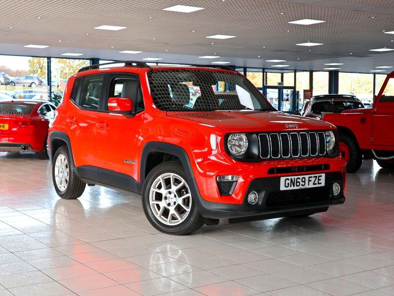 Jeep Renegade #144184