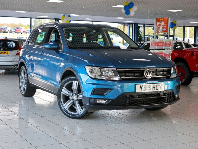 Volkswagen Tiguan #144194