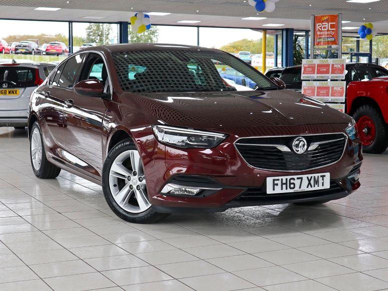 Vauxhall Insignia #144203