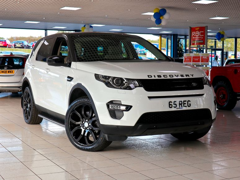 Land Rover Discovery Sport #144205
