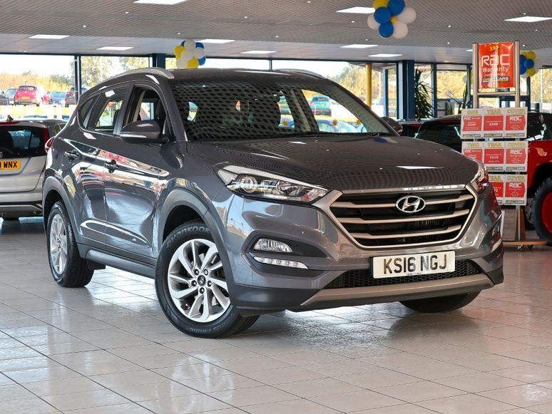 Hyundai Tucson #144212