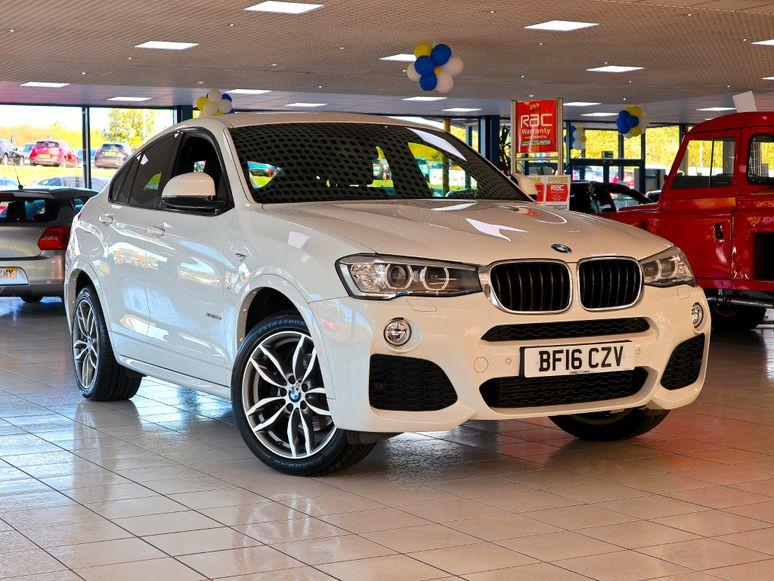 BMW X4 #144254