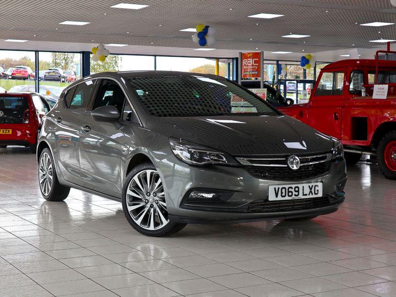 Vauxhall Astra #144274